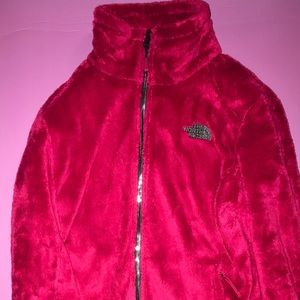 north face jacket size small
